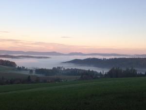 Richtung Aarau